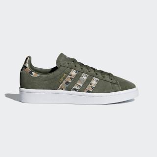 Campus Shoes Base Green / Base Green / Ftwr White AQ1217