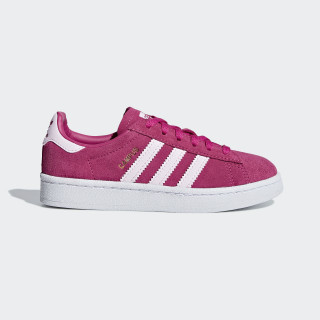 Chaussure Campus Real Magenta / Clear Pink / Clear Pink B41957