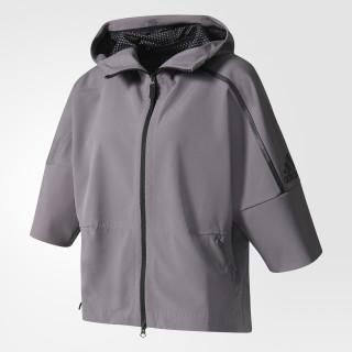 adidas Z.N.E. 90/10 Hoodie Trace Grey/Black B46926