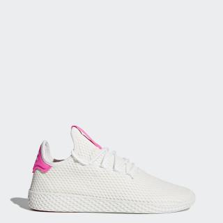 Pharrell Williams Tennis Hu Shoes Cloud White / Cloud White / Semi Solar Pink BY8714