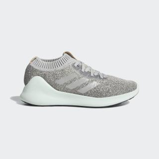 Purebounce+ Shoes Grey / Silver Metallic / Ash Green D96595