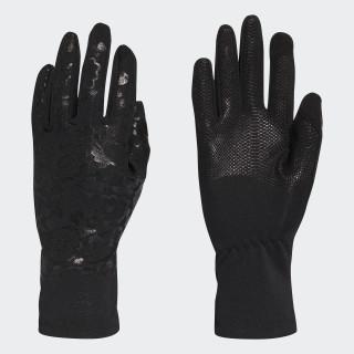 Run Gloves Black / Reflective Silver CZ5862