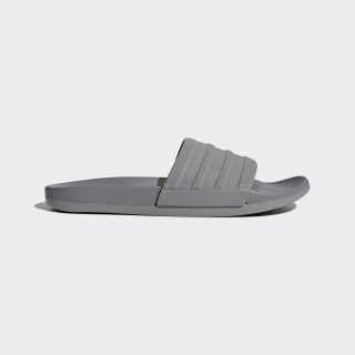 adilette Cloudfoam Plus Mono Slides Grey Three/Grey Three/Grey Three S80977