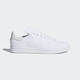 Stan Smith Canvas Shoes Cloud White / Cloud White / Cloud White DA9145