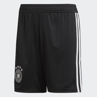 Germany Home Shorts Black/White BQ8465