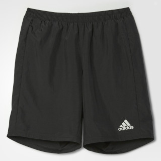 Pantaloneta de running BLACK AI3295