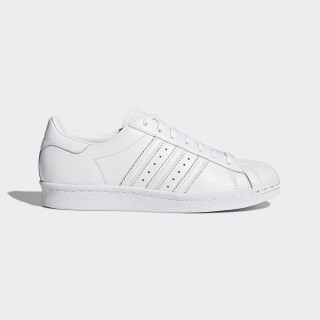 Superstar 80s Shoes White/White/Core Black S76540