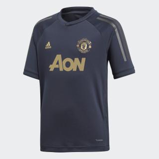 Manchester United Ultimate Trainingstrikot Night Navy CW7580