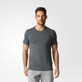 Playera FreeLift Prime DARK GREY HEATHER BK6094