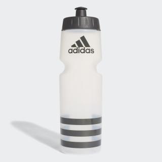 Botella de 750 ml Performance Tres Rayas TRANSPARENT/CARBON S18/CARBON S18 DJ2235