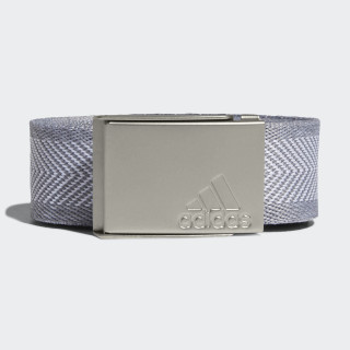 Heather Webbing Belt White / Grey CY7506