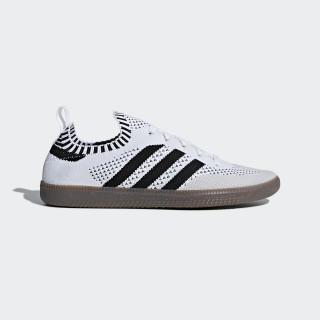 Samba Sock Primeknit Shoes Ftwr White/Core Black/Bluebird CQ2217
