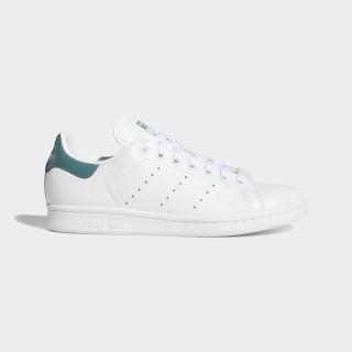 Chaussure Stan Smith Ftwr White / Ftwr White / Raw Green B41624