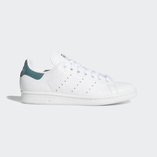 Stan Smith Schuh Ftwr White / Ftwr White / Raw Green B41624