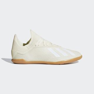 X Tango 18.3 Indoor Voetbalschoenen Off White / Core Black / Gold Met. DB2427
