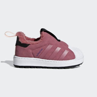 Superstar Winter 360 Shoes Trace Maroon / Trace Maroon / Cloud White F36706