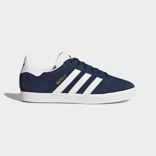 Tenis GAZELLE J COLLEGIATE NAVY/FTWR WHITE/FTWR WHITE BY9144