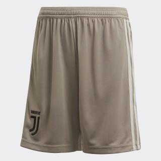Pantalón corto segunda equipación Juventus Brown /  Sesame CF3503
