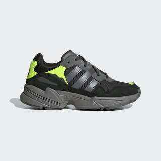 Yung-96 Schoenen Carbon / Grey Four / Solar Yellow G27413