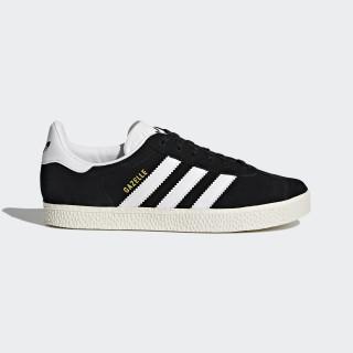 Gazelle Schoenen Core Black/Footwear White/Gold Metallic BB2502