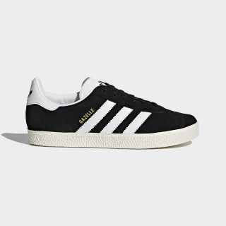 Gazelle sko Core Black/Footwear White/Gold Metallic BB2502