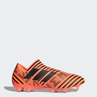 Hommes Nemeziz 17+ 360 Agility Firm Ground Boots Solar Orange/Core Black BB3679