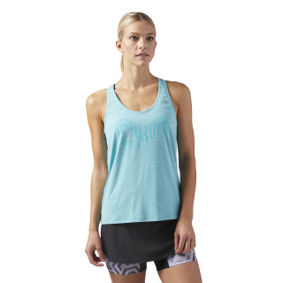ACTIVCHILL Cooling Tank Top Turquoise CD5472