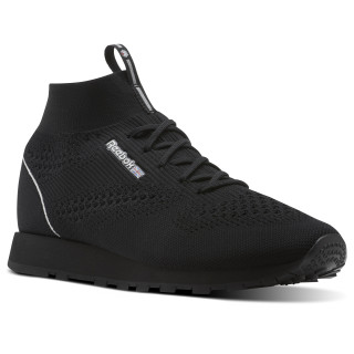 Classic Leather MID ULTK Black / Steel / White CN1782