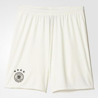 UEFA EURO 2016 Germany Away Shorts Off White/Black AA0119