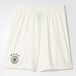 UEFA EURO 2016 Germany Away Shorts Off White/Black AA0119