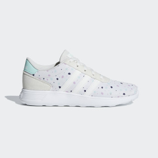 Tenis Lite Racer K CLOUD WHITE/CLOUD WHITE/CLEAR MINT B75724