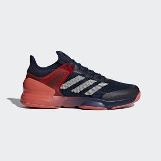 adizero Ubersonic 2.0 Shoes Night Navy / Ecru Tint / Trace Scarlet CQ1720