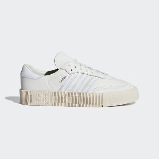 SAMBAROSE Schuh Off White / Ftwr White / Linen B28167
