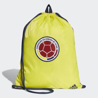 Mochila Deportiva Selección Colombia 2018 BRIGHT YELLOW/COLLEGIATE NAVY CF5202