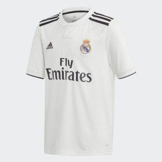 Real Madrid Heimtrikot Core White / Black CG0554