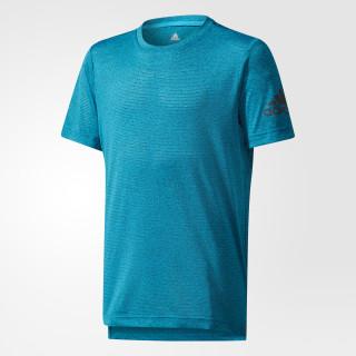 Camiseta de Training Heathered MYSTERY PETROL F17/ENERGY BLUE S17/BLACK CD8904