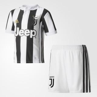 Juventus Home Mini Kit White/Black AZ8702