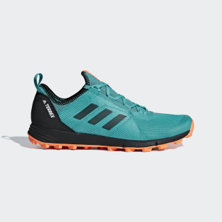 Terrex Agravic Speed Shoes Hi-Res Aqua / Core Black / Hi-Res Orange AC7898