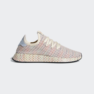 Deerupt Pride Shoes Cream White / Ash Grey / Core Black CM8474