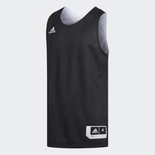 Reversible Crazy Explosive trøje Black/White CD8636