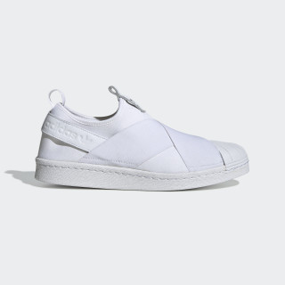 Superstar Slip-On Shoes Footwear White/Core Black S81338