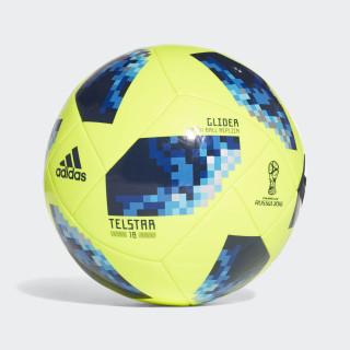 Bola Glider FIFA World Cup 2018 SOLAR YELLOW/SOLAR BLUE2 S14/BRIGHT ROYAL CE8097
