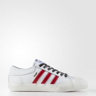 Matchcourt x Trap Lord Shoes Cloud White / Scarlet / Chalk White CG5615