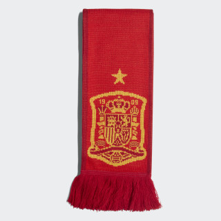Spain Home Scarf Red / Power Red / Bold Gold CF4968