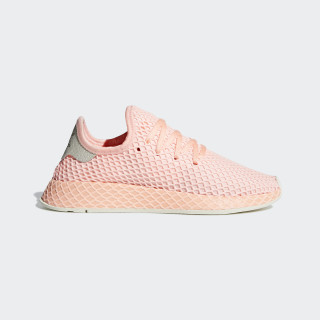 Deerupt Shoes Clear Orange / Clear Orange / Off White B41727