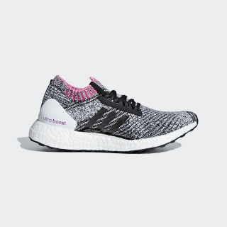 Ultraboost X Shoes Ftwr White / Core Black / Shock Pink BB6524