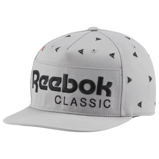 Classic Embroidered Hat Solid Grey CV5778