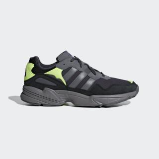 Yung-96 Schuh Carbon / Grey Four / Solar Yellow F97180