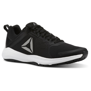 Reebok Quickburn TR Black / White / Pewter CN4835