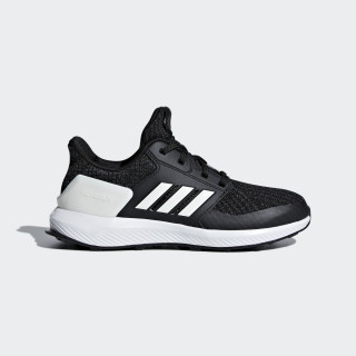 RapidaRun Knit Shoes Core Black / Cloud White / Carbon AH2608